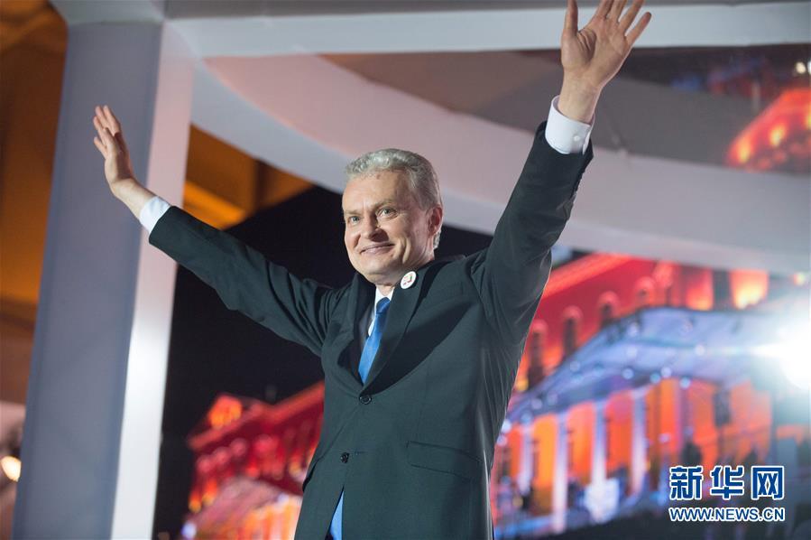 (國際)(2)初步結果顯示瑙塞達贏得立陶宛總統選舉