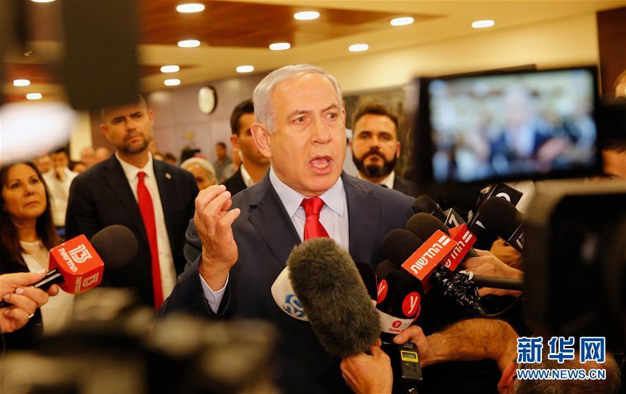 (國際)(1)以色列議會投票決定解散議會重新舉行選舉