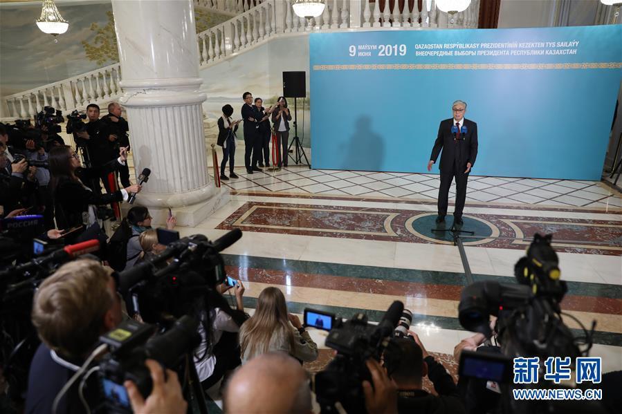 (國際)(2)哈薩克斯坦舉行總統選舉