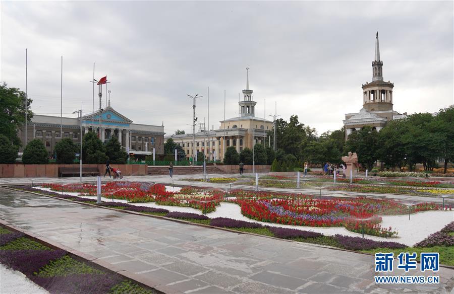 (習近平出訪配合稿·圖文互動)(1)新聞背景:吉爾吉斯共和國