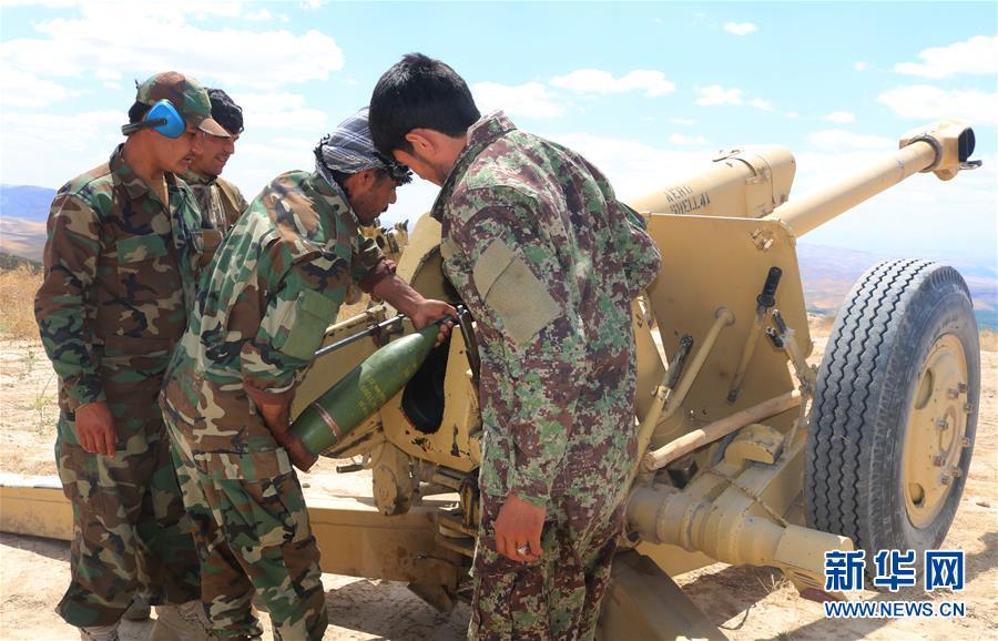 """(国际)(3)塔利班""""红队""""头目在阿富汗北部被击毙"""