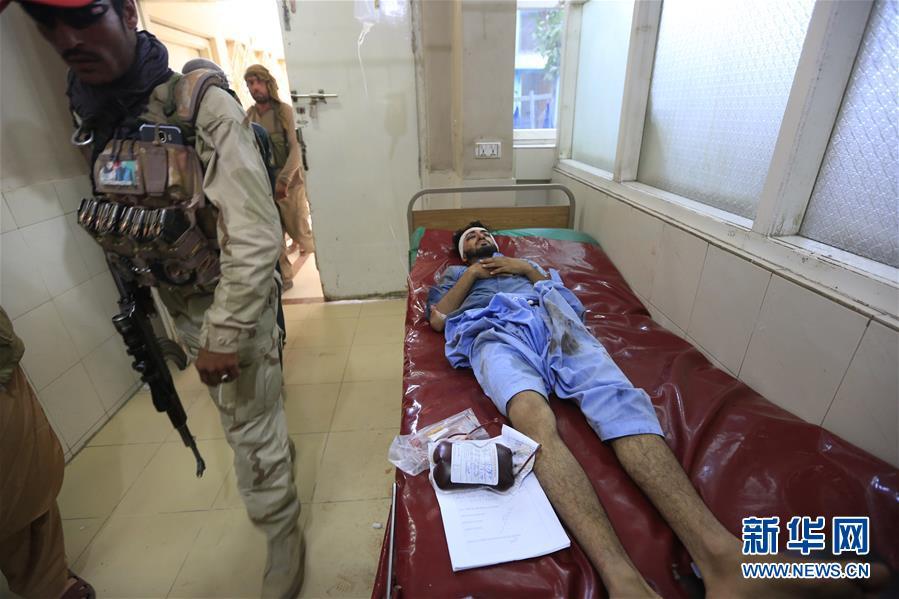 (国际)(2)阿富汗东部发生自杀式袭击致9人死亡