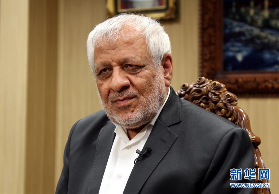 (國際·圖文互動)伊朗伊斯蘭聯合黨領導人:美國挑起經貿摩擦已成為世界面臨的主要挑戰
