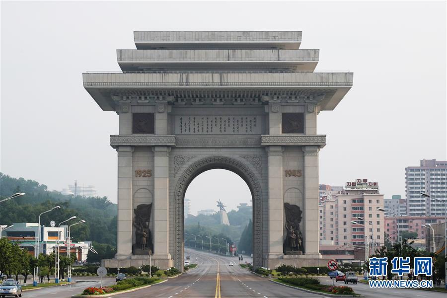 (習近平出訪配合稿·圖文互動)(4)新聞背景:朝鮮民主主義人民共和國