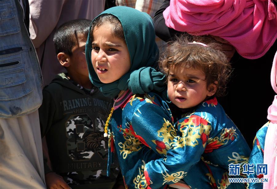 (國際)(1)聯合國報告:全球流離失所者人數創紀錄