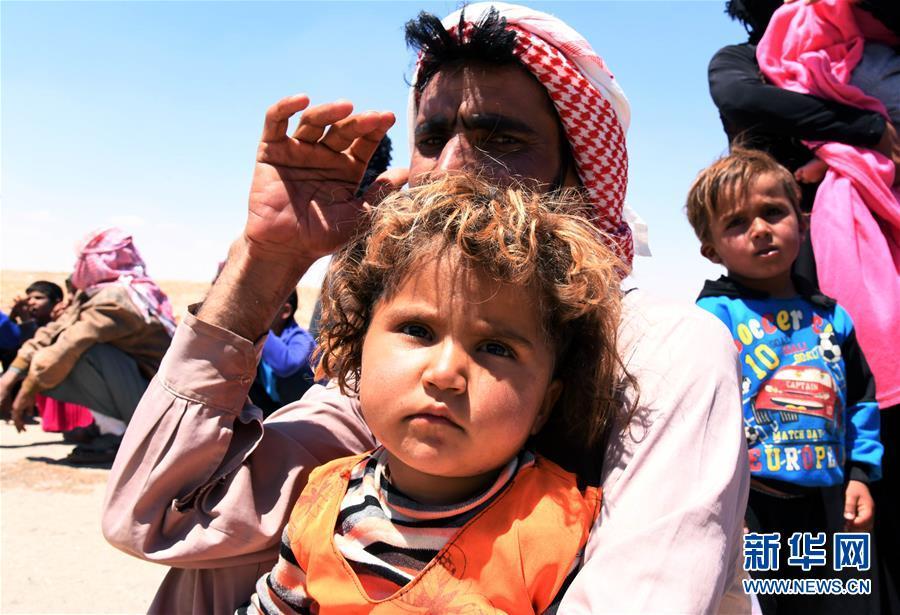 (國際)(2)聯合國報告:全球流離失所者人數創紀錄