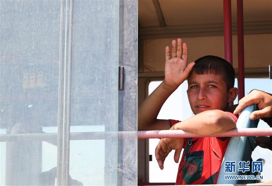 (國際)(3)聯合國報告:全球流離失所者人數創紀錄
