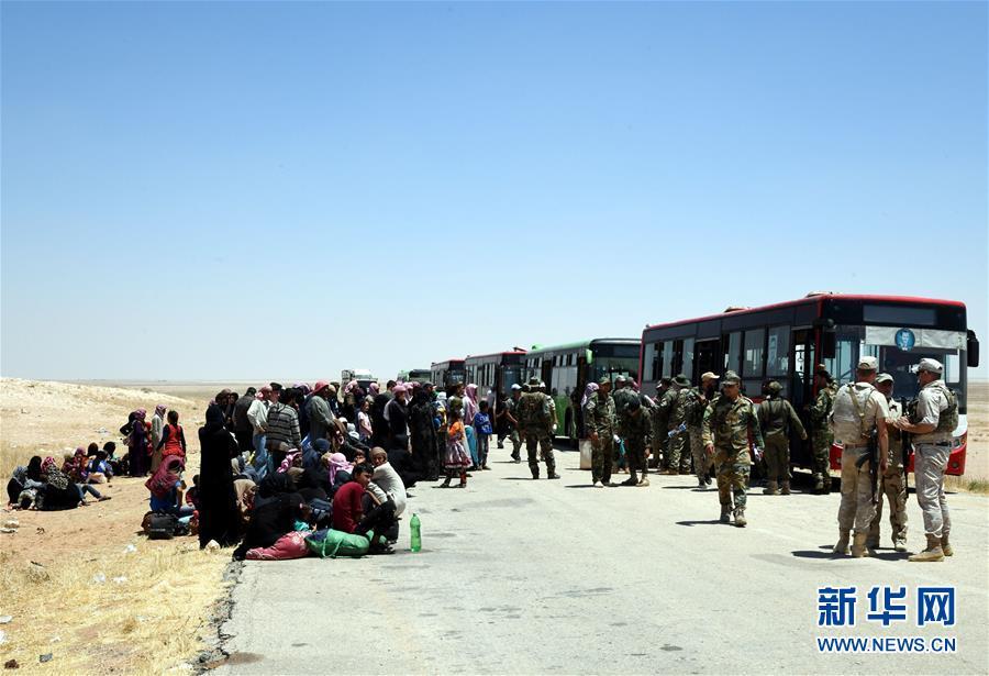 (國際)(4)聯合國報告:全球流離失所者人數創紀錄