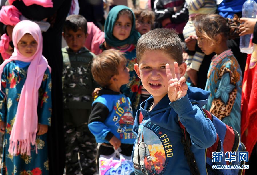 (國際)(5)聯合國報告:全球流離失所者人數創紀錄