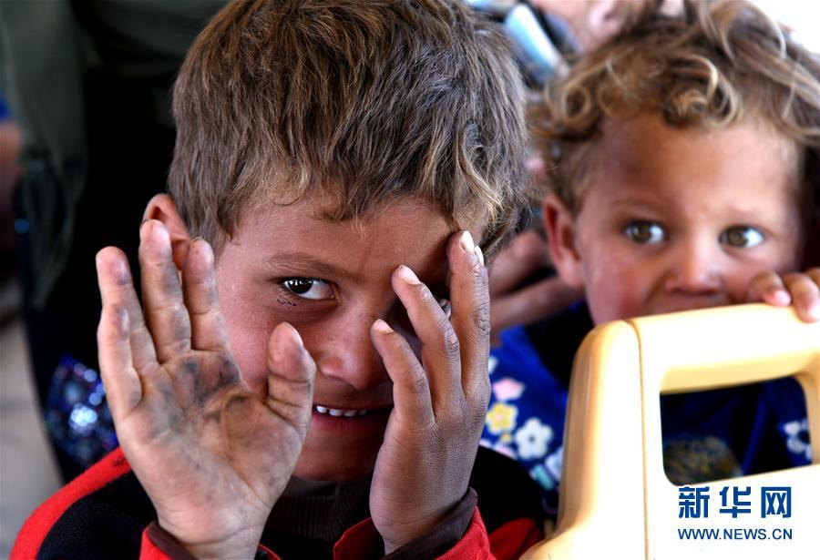 (國際)(7)聯合國報告:全球流離失所者人數創紀錄