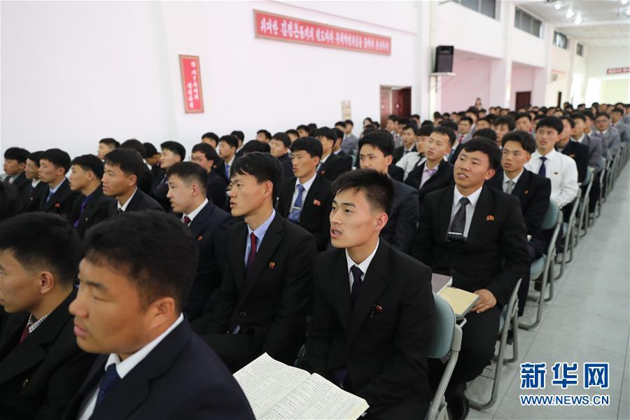 (習近平出訪配合稿·圖文互動)(1)綜述:中朝教育交流合作日趨活躍