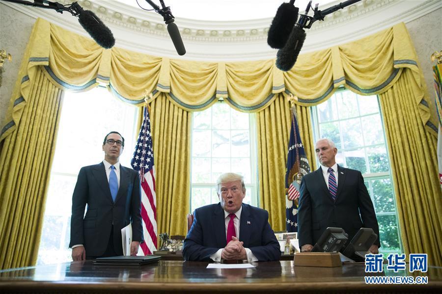 (國際)(1)美國宣布對伊朗最高領袖實施制裁