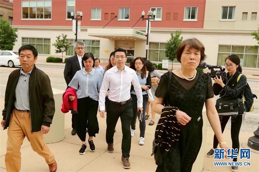 (国际)布伦特・克里斯滕森绑架和谋杀中国访问学者章莹颖的罪名成立