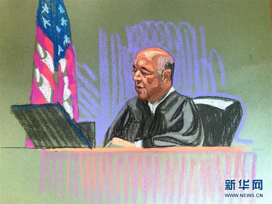 (国际)(3)克里斯滕森绑架和谋杀中国学者章莹颖罪名成立