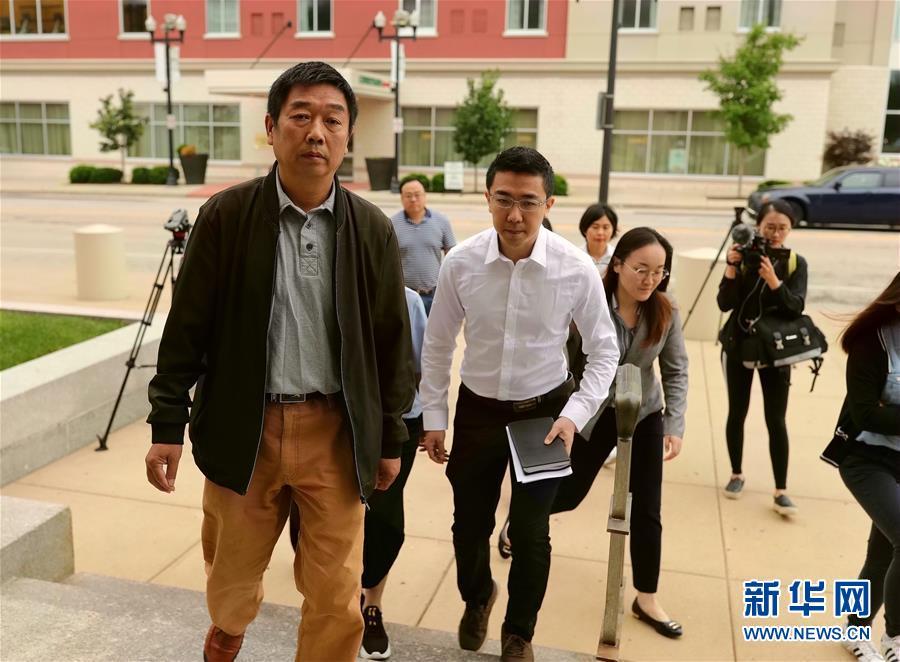 (国际)(4)克里斯滕森绑架和谋杀中国学者章莹颖罪名成立