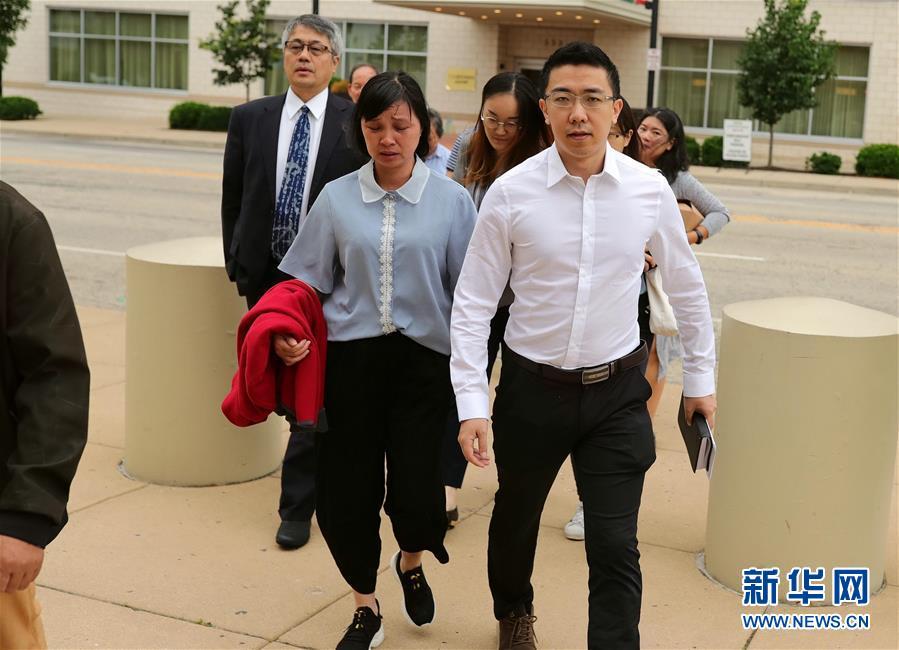 (国际)(6)克里斯滕森绑架和谋杀中国学者章莹颖罪名成立