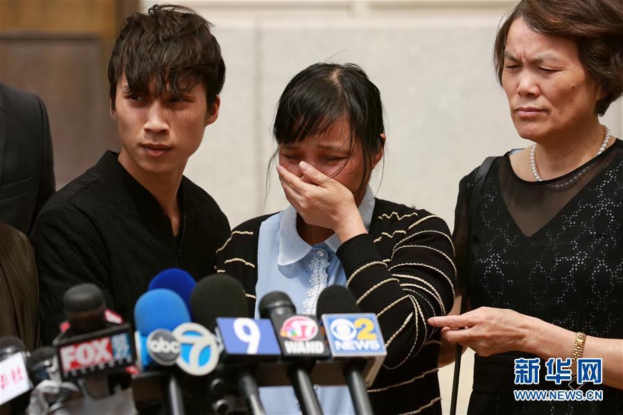 (国际)(8)克里斯滕森绑架和谋杀中国学者章莹颖罪名成立