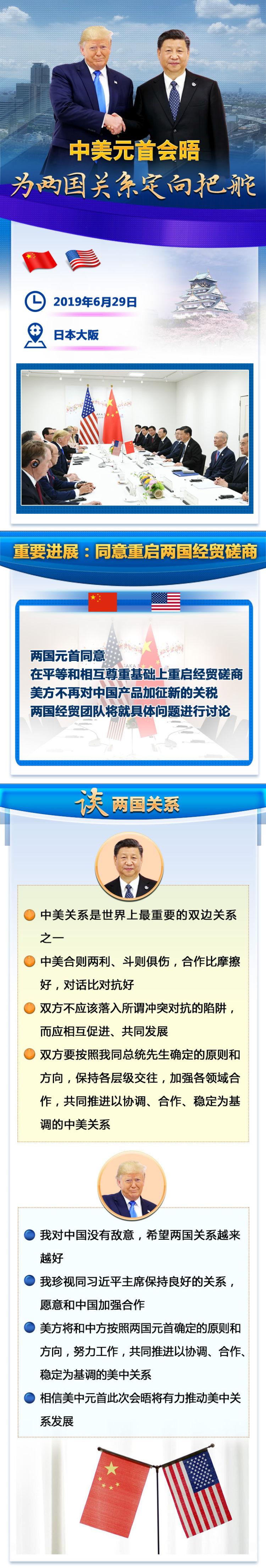 中美元首会晤:为两国关系定向把舵极速战警