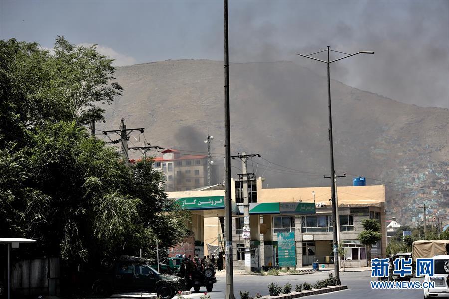 (國際)(2)阿富汗首都喀布爾發生爆炸