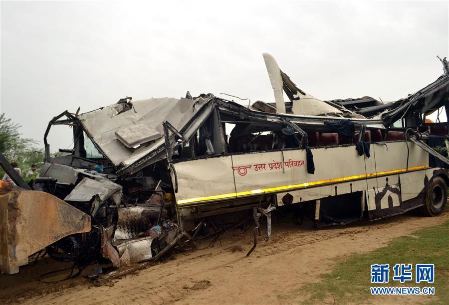 (國際)(1)印度北部發生交通事故至少27人喪生