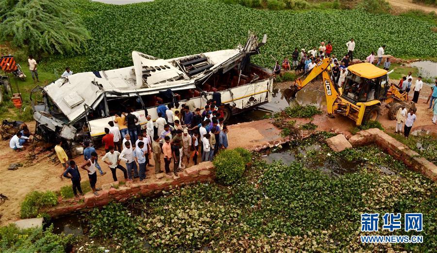 (國際)(2)印度北部發生交通事故至少27人喪生