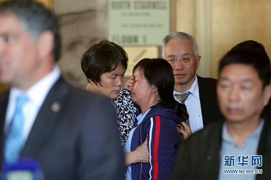 (國際)(5)章瑩穎案兇手克裏斯滕森被判終身監禁