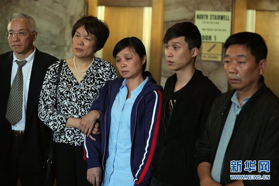 (國際)(6)章瑩穎案兇手克裏斯滕森被判終身監禁