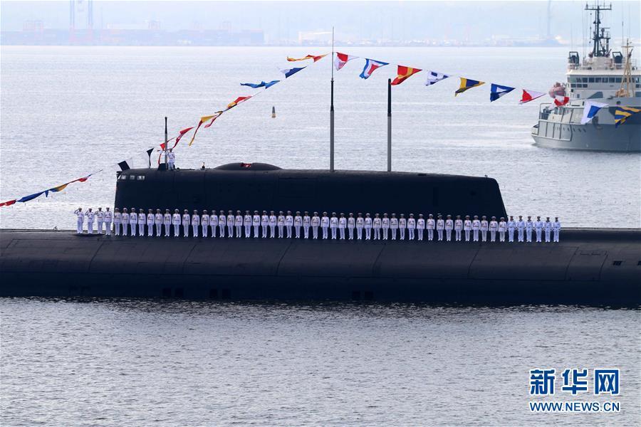 (國際)(5)俄羅斯慶祝海軍節