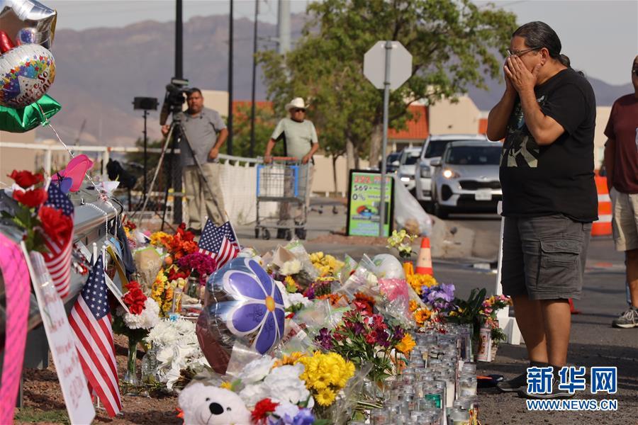 (国际)(7)美国警方公布得州枪击案遇难者身份 至少有8名外国人