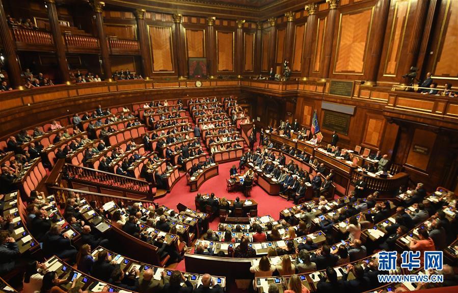 (國際)(5)意大利總理孔特宣布將辭職