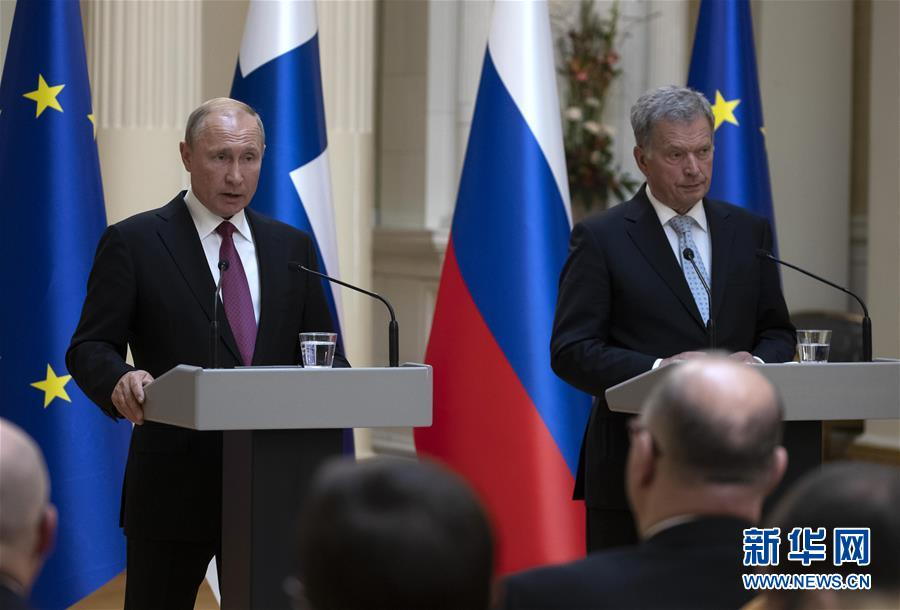 (國際)(1)普京希望歐盟新領導層以建設性立場與俄交往