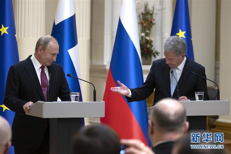 (國際)(4)普京希望歐盟新領導層以建設性立場與俄交往