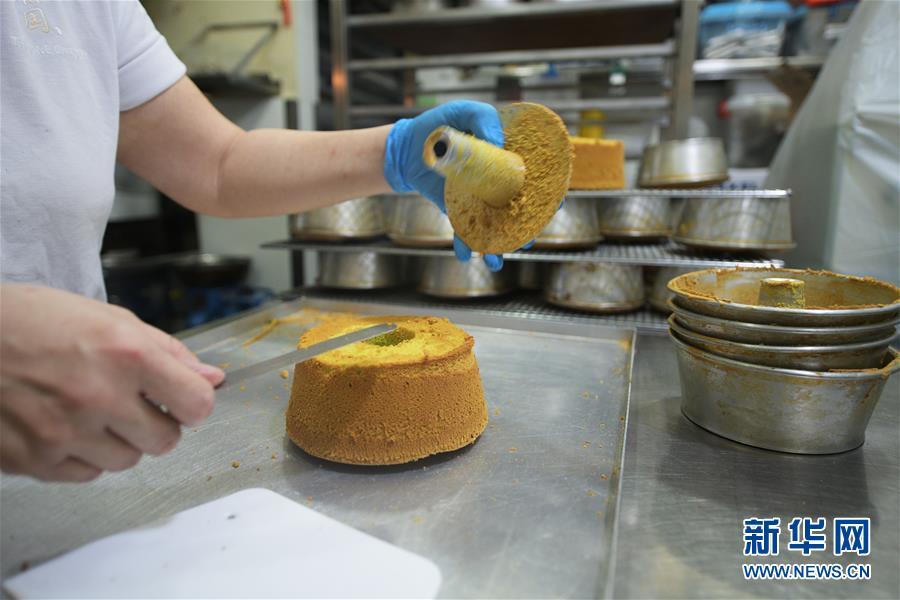 (國際)(4)新加坡的獨特蛋糕——班蘭蛋糕