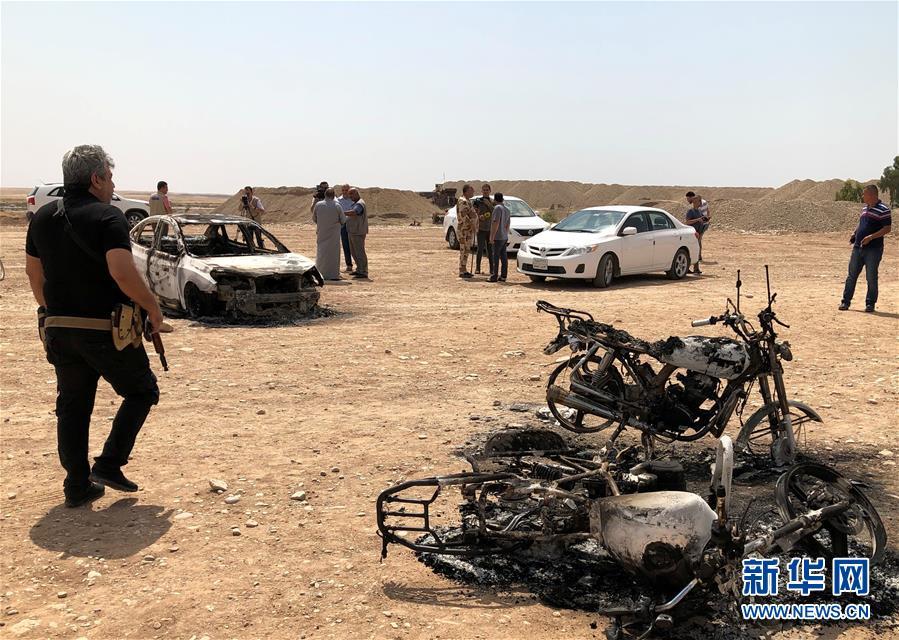 伊拉克北部一球场遭迫击炮袭击致5死20伤