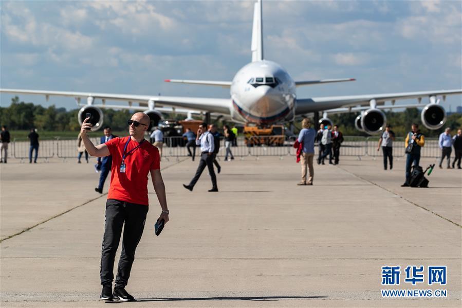 (國際)(1)第14屆莫斯科航展開幕