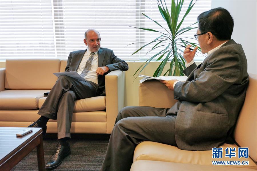 (國際·圖文互動)專訪:唯有抓緊行動才能有效應對氣候變化——訪2019年氣候行動峰會聯合國秘書長特使德阿爾瓦