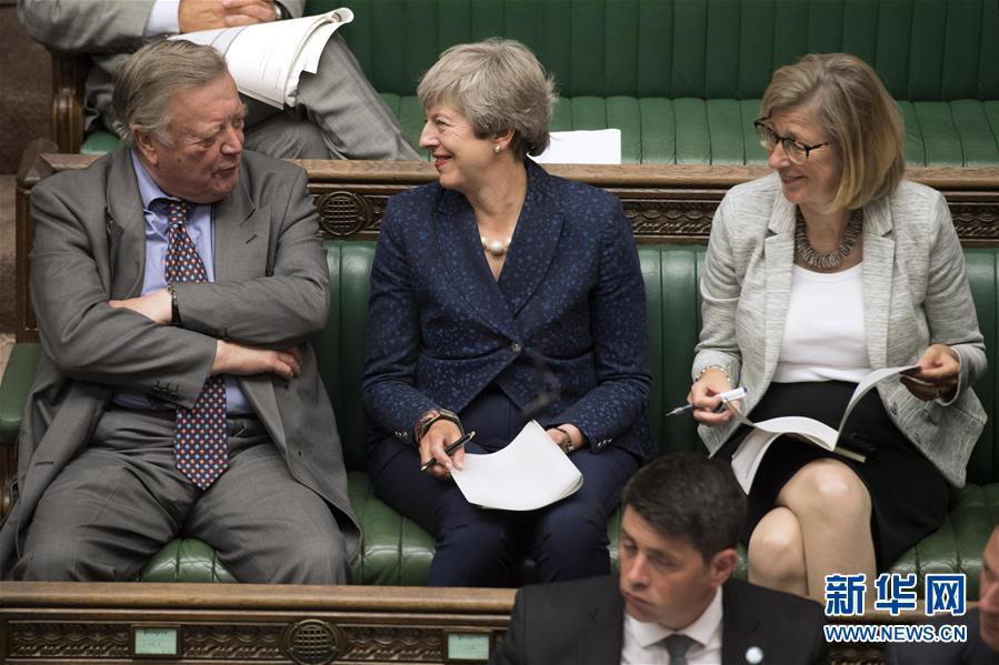 (国际)(2)英国议会夺取议程控制权 约翰逊警告或将提前大选