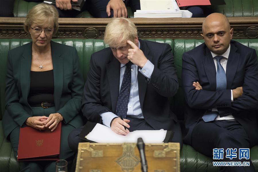 (国际)(9)英国议会夺取议程控制权 约翰逊警告或将提前大选