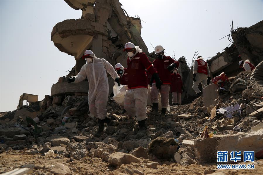 (国际)(3)也门遇袭监狱搜救工作继续