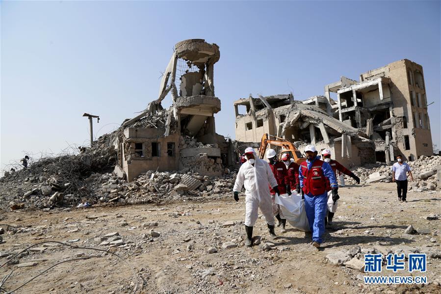 (国际)(4)也门遇袭监狱搜救工作继续