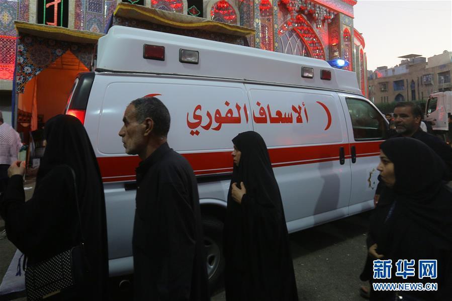 (国际)(1)伊拉克发生踩踏事件致31人死亡