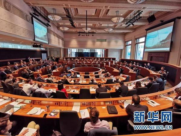 中國出席2019年溫哥華全球電網論壇