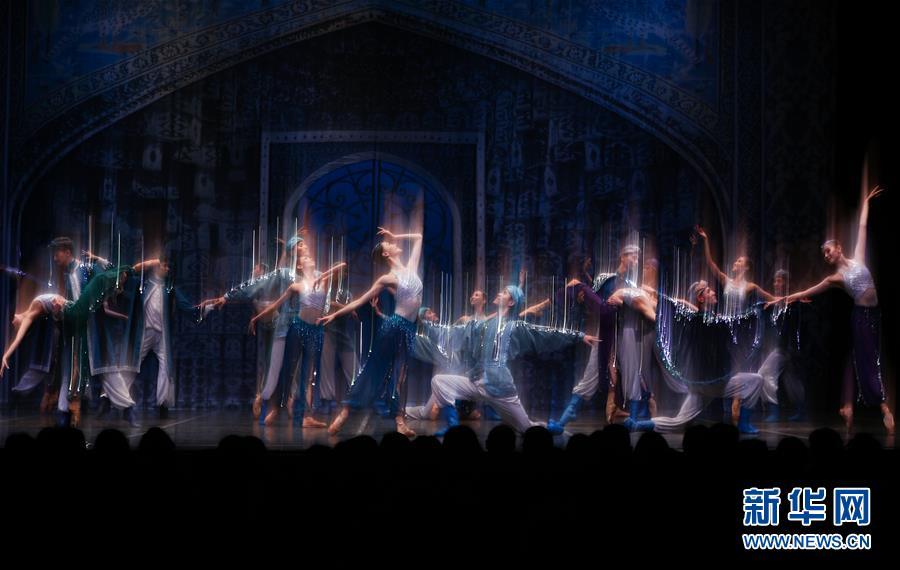 (国际)(1)芭蕾舞剧《马可·波罗》惊艳布鲁塞尔