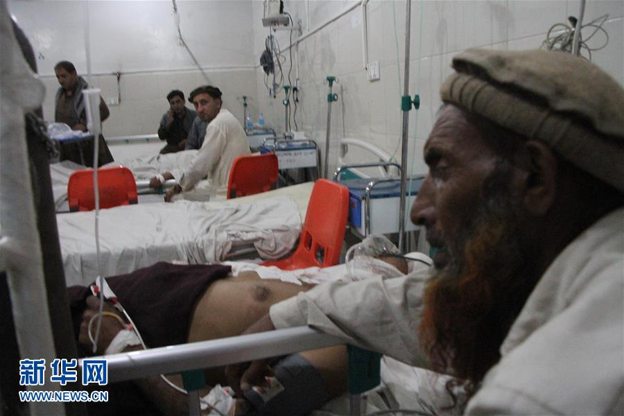 (國際)(1)阿富汗東部無人機空襲致18名平民死亡