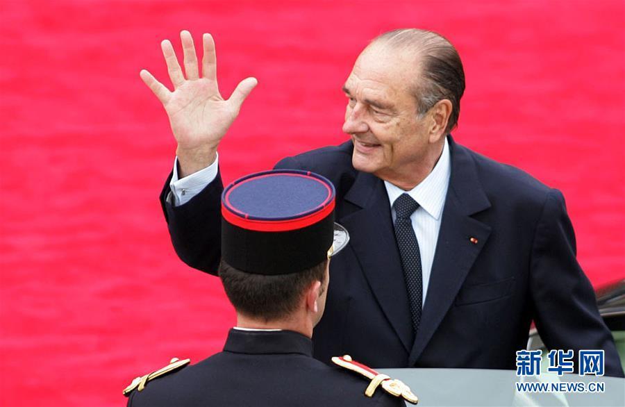 (國際)(1)法國前總統希拉克逝世