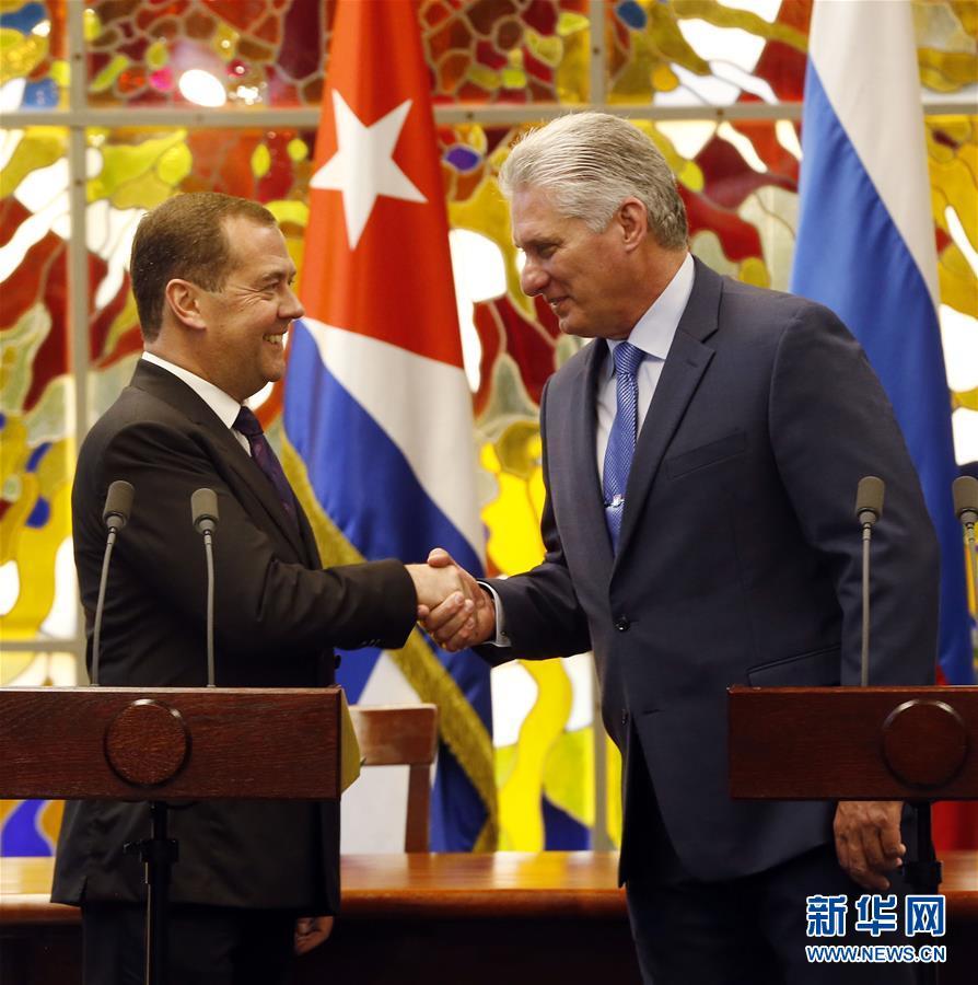 (國際)(2)古巴與俄羅斯強調加強雙邊關係