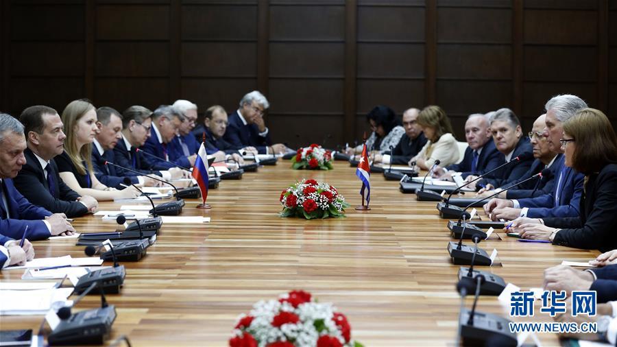 (國際)(5)古巴與俄羅斯強調加強雙邊關係