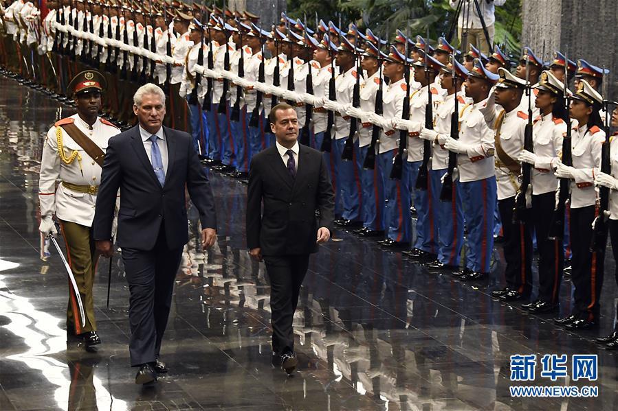 (國際)(3)古巴與俄羅斯強調加強雙邊關係