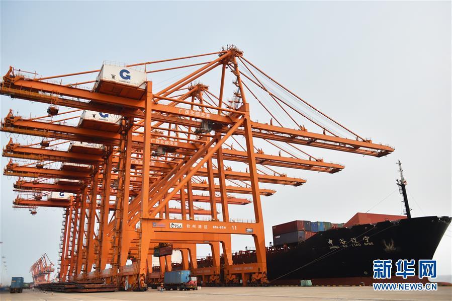 (新華全媒頭條·圖文互動)(11)東盟成為中國第二大貿易夥伴釋放哪些信號?