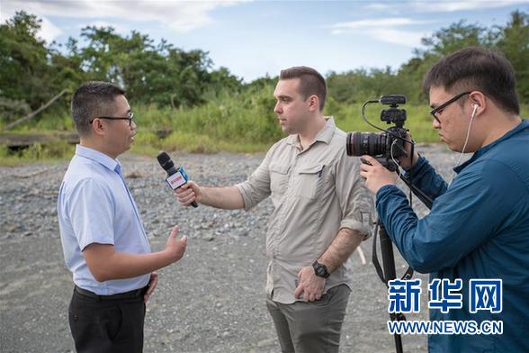 (國際·圖文互動)(1)通訊:中資企業在所羅門群島架起友誼之橋